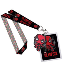 Deadpool Lanyard