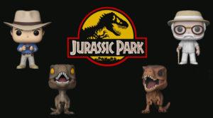 Jurassic Park Pop