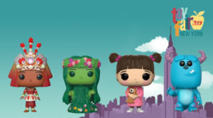 Funko Monsters Inc Toy Fair